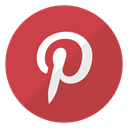 pinterest, Pictures, website, Account, Logo, photos IndianRed icon