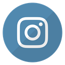 media, friends, Logo, Pictures, Social, Instagram SteelBlue icon