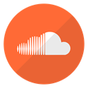Logo, Soundcloud Tomato icon