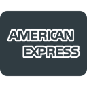 send, Money, express, payments, american, ecommerce, pay DarkSlateGray icon