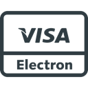 send, online, ecommerce, visa, pay, credit, payments Icon