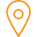 Map, navigation, Gps, asset, location, pin, Address Black icon
