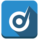 Musician, Artist, soundblend, music, sound, market SteelBlue icon