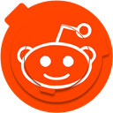 media, Reddit, social media, Social, reddit logo, socialmedia, reddit icon OrangeRed icon
