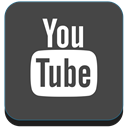 media, video, google, social media, Social, youtube DarkSlateGray icon