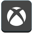 Console, Game, play, gaming, xbox DarkSlateGray icon