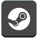 valve, Game, play, gaming, steam DarkSlateGray icon