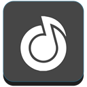 music, Note, Musician, Artist, kompoz DarkSlateGray icon