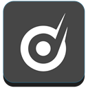 music, sound, market, Musician, Artist, soundblend DarkSlateGray icon