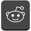 News, Reddit, Social, Discussion DarkSlateGray icon