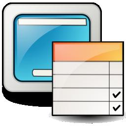 Desktop Config Icon
