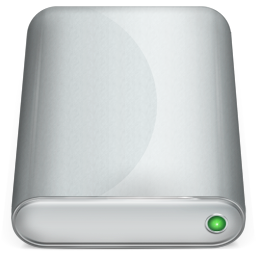 Harddisk Device Icon