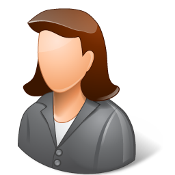 Client Female Icon