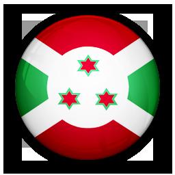 Burundi Of Flag Icon