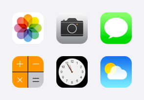 Iphone Message Icon Ios7