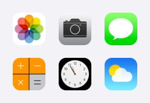 Iphone Message Icon Ios7