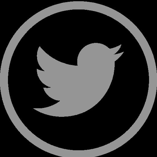 twitter social circle media social media logo icon