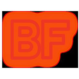 Media Set Neon Social Buzzfeed Icon