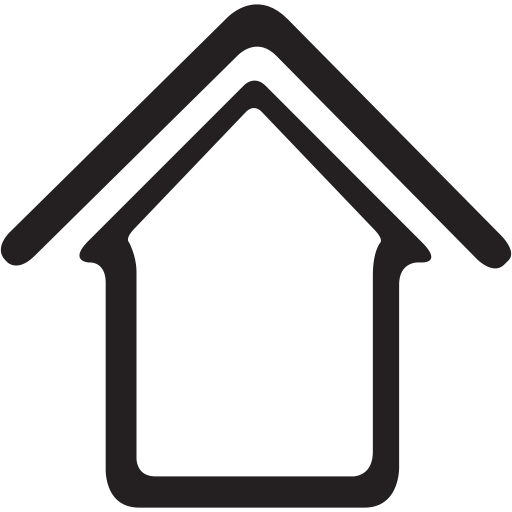 Hut House Logo: House, Cabin, Home, Hut, Cottage Icon