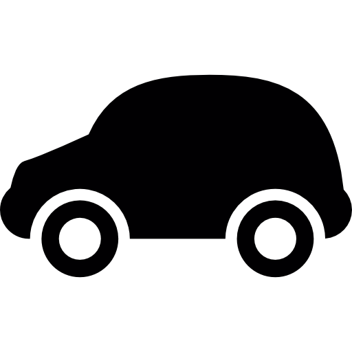 small car, transport, cars, transportation, Silhouette ...