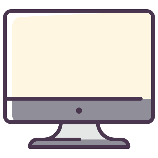 pc components, monitor, screen, pc, Display, Computer icon