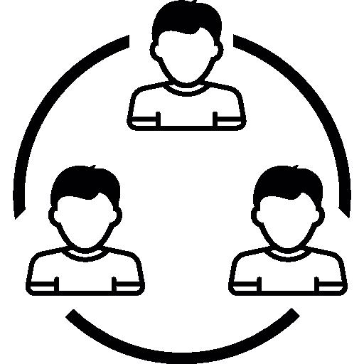 Картинки кругов общения