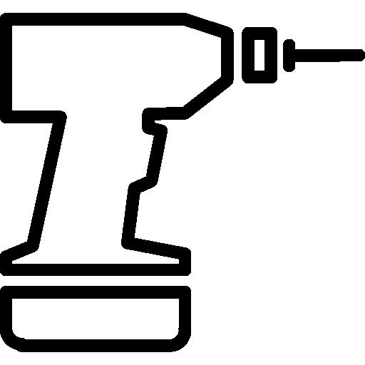 дрель иконка