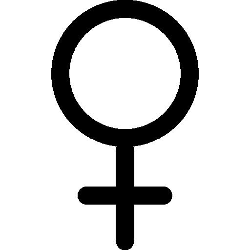 Symbol Weiblich