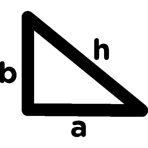 Trigonometry Symbol Shape Education Triangular Symbols