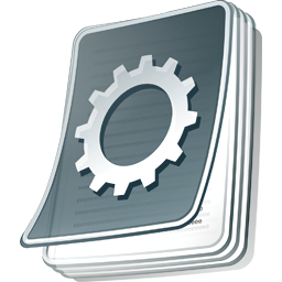 Configure Configuration Config Paper Option Setting File Preference Document Icon