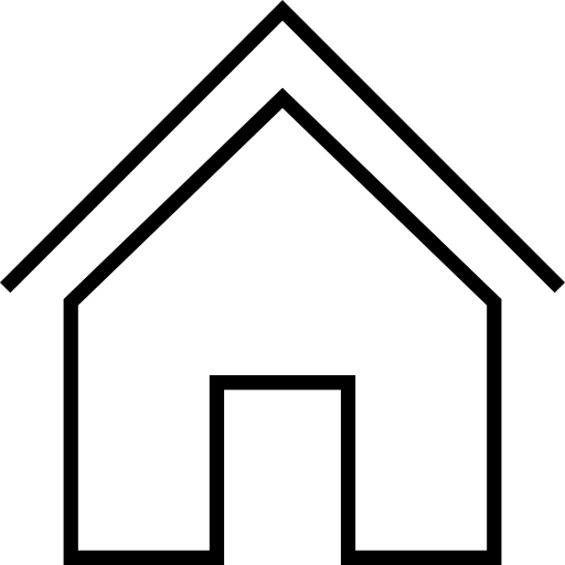 House Commerce Building Symbol Online Store Home
