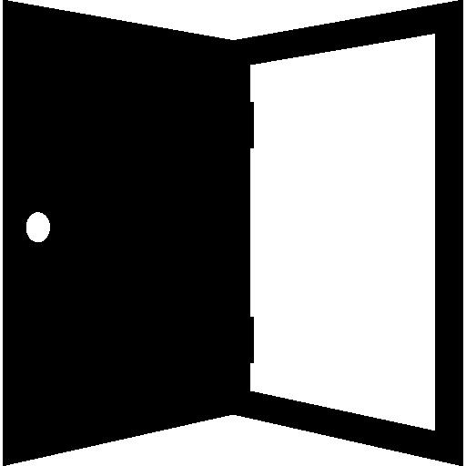 open door clipart black and white. Open Door Clipart Black And White .
