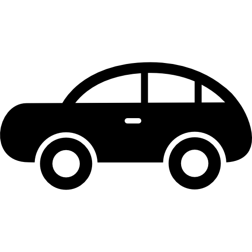 Transport Side View Car Profile Automobile Travel Vehicle Icon