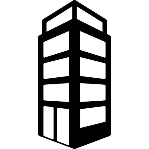 Hochhaus Symbol