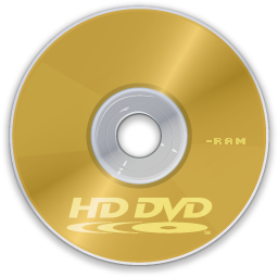 Dvd Ram Disc Memory Mem Hd Icon