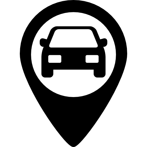 Pin Cars Transport Gps Map Location Map Placeholder Icon