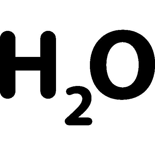 Картинка формулы воды