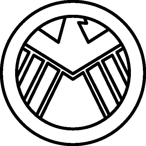 Download Avengers, Saga, Logo, Comic, Superheroe, movie, Marvel icon