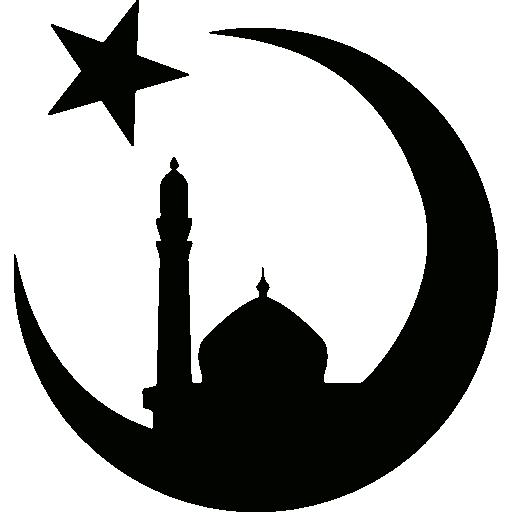 Islam arabic muslim islamic religious monuments icon - Halloween turdeko ...