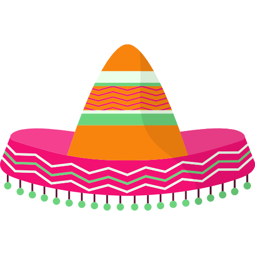 mexican hat  traditional  mariachi  fashion  moustache icon baby shirt clipart baby clothing clipart onesie grey