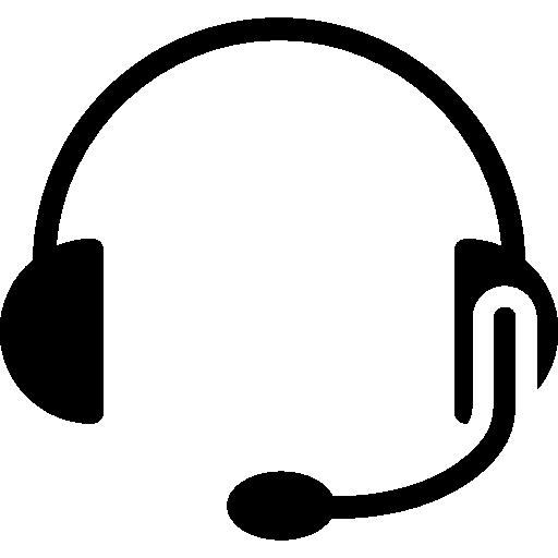 Headset Headphones Customer Service Microphone