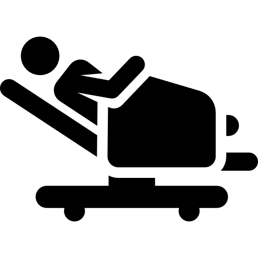 Dental Logotypes: People, Lying, Patient, Medical, Injury, Hospital Bed