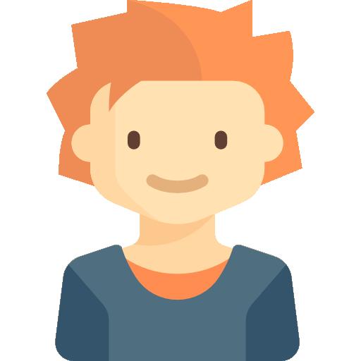 Boy Avatar: Avatar, Young, Profile, Boy, Child, People, User, Kid Icon