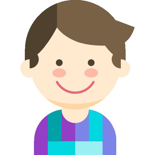 Boy Avatar: Young, Avatar, Man, Boy, User, People, Profile Icon