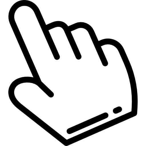 Mouse hand cursor png - photo#31