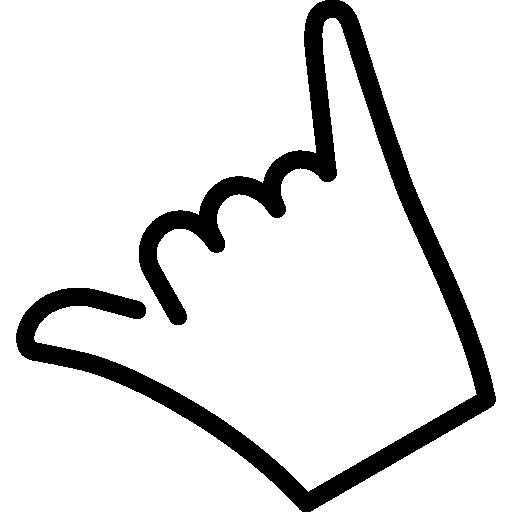 shaka hands and gestures surf hand gesture gestures
