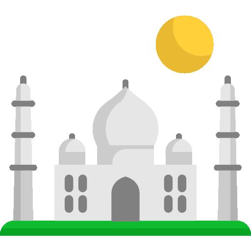 Taj Mahal India Building Asia Agra Architectonic