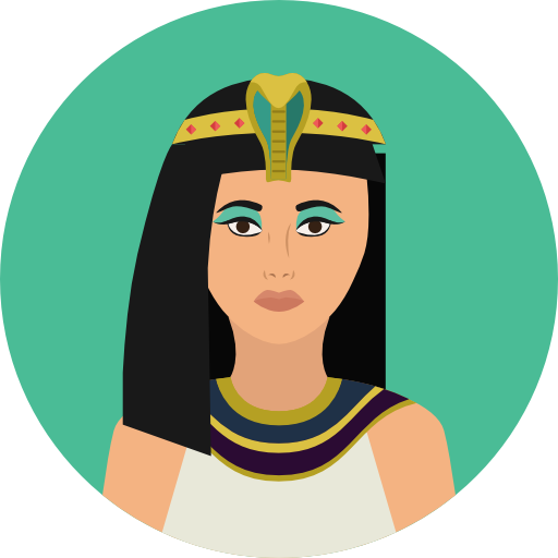 User Woman Avatar Traditional Culture Egyptian