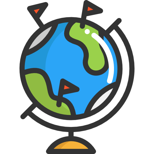 Planet Earth, Earth Globe, Earth Grid, planet, Geography ... | 512 x 512 png 32kB