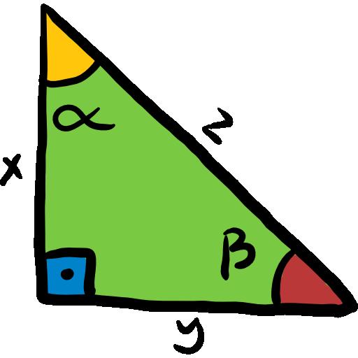 Right Triangle Mathematics Education Maths